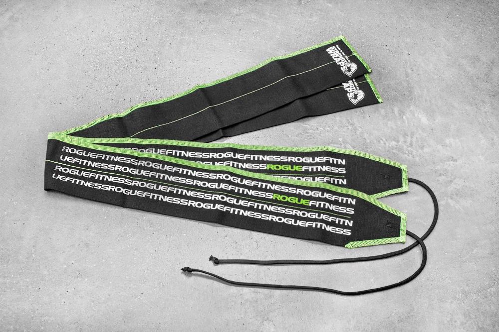 13-rogue strength wrap limegreen-new- 12.5 A