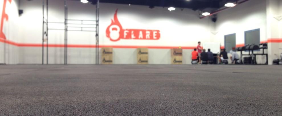 Flare Upstairs